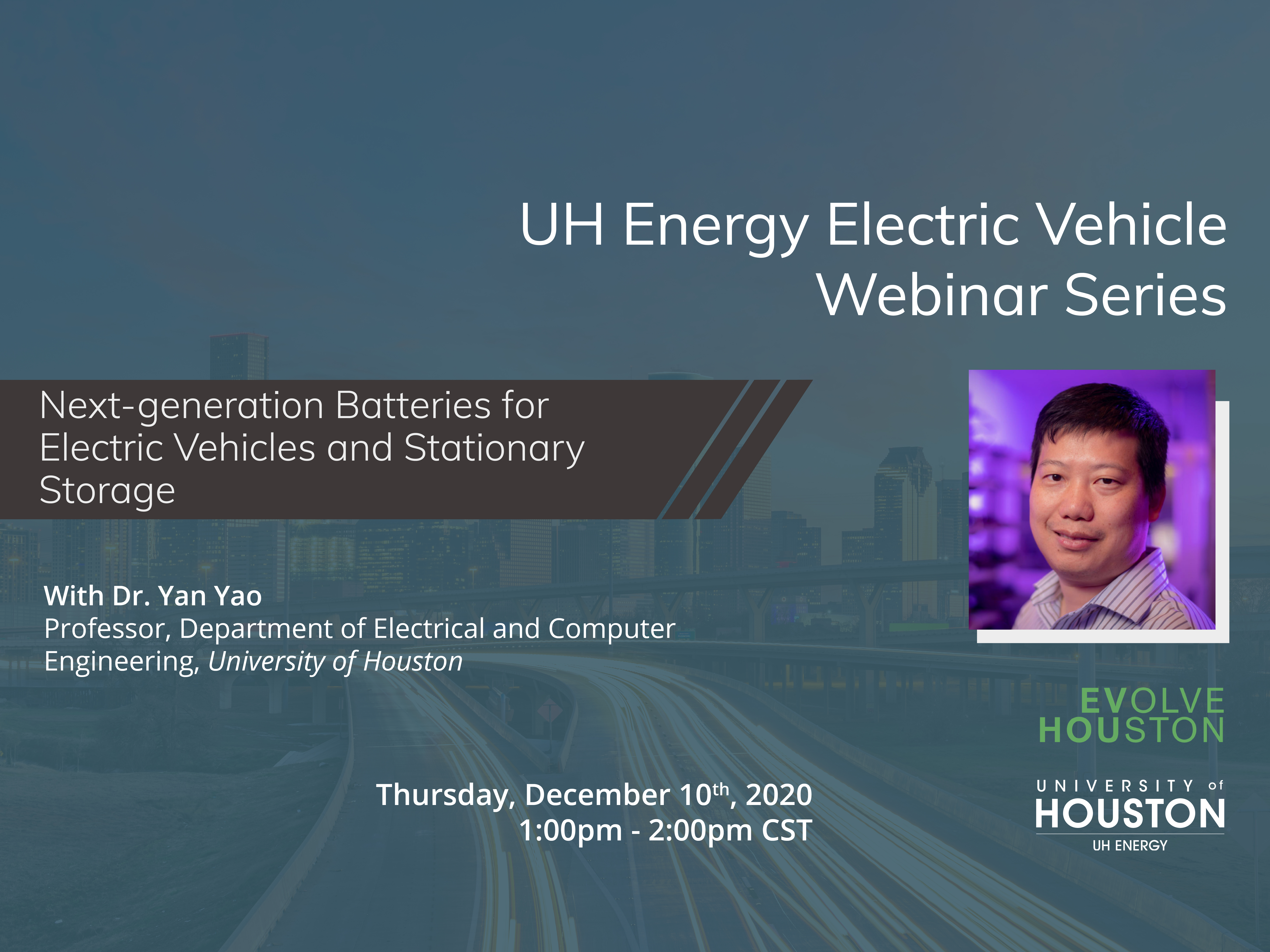 Next-generation Batteries for Electric Vehicles and Stationary Storage Image