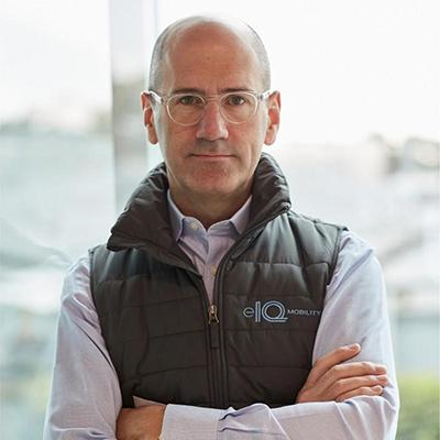 Image of Yann Kulp, Co-Founder, eIQ Mobility