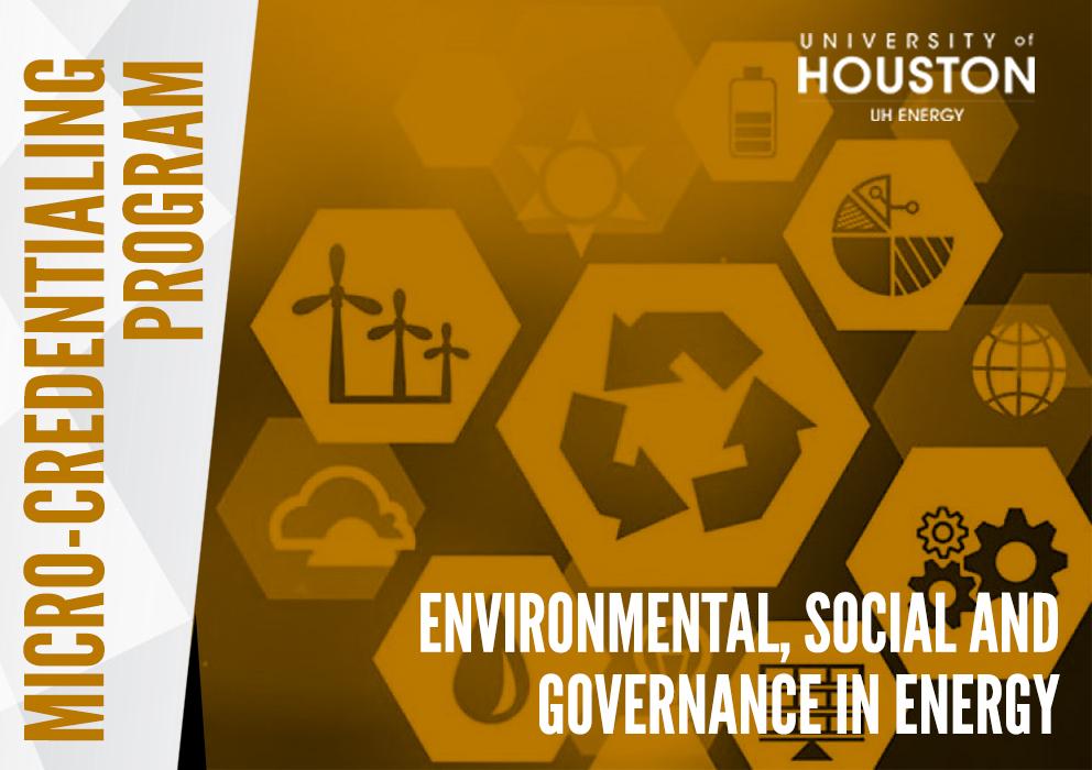 Environmental, Social and Governance (ESG) in Energy Program banner image