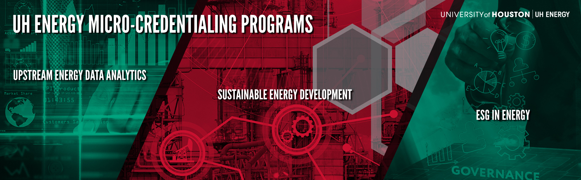 UH Energy Micro-credentialing Programs Banner