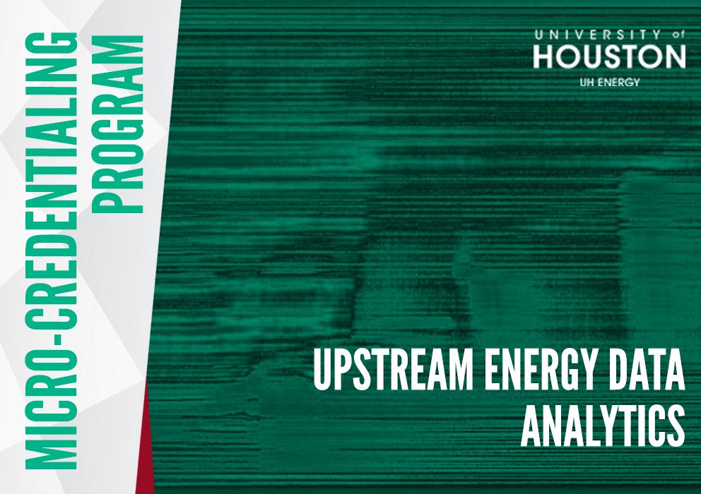 Upstream Energy Data Analytics Program banner image