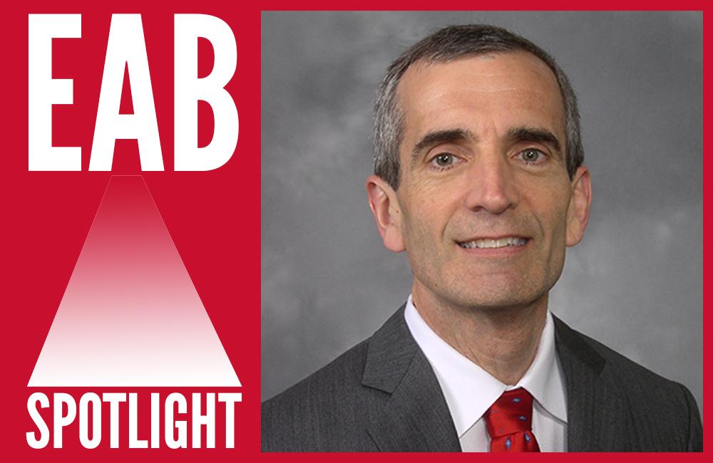 Energy Advisory Board Spotlight - Greg Leveille