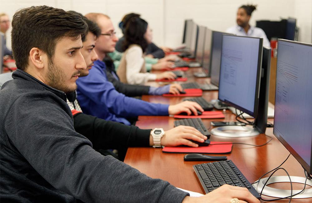 Geophysics Students Organize Exploration Software Bootcamp