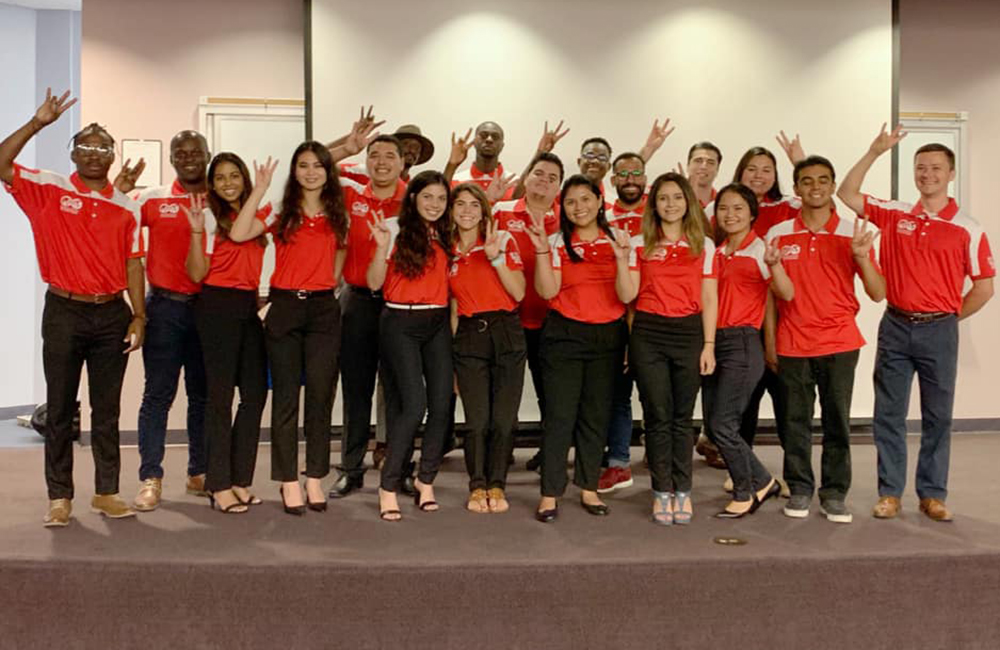 Image of UH Society of Petroleum Engineers Wins Student Chapter Excellence Award