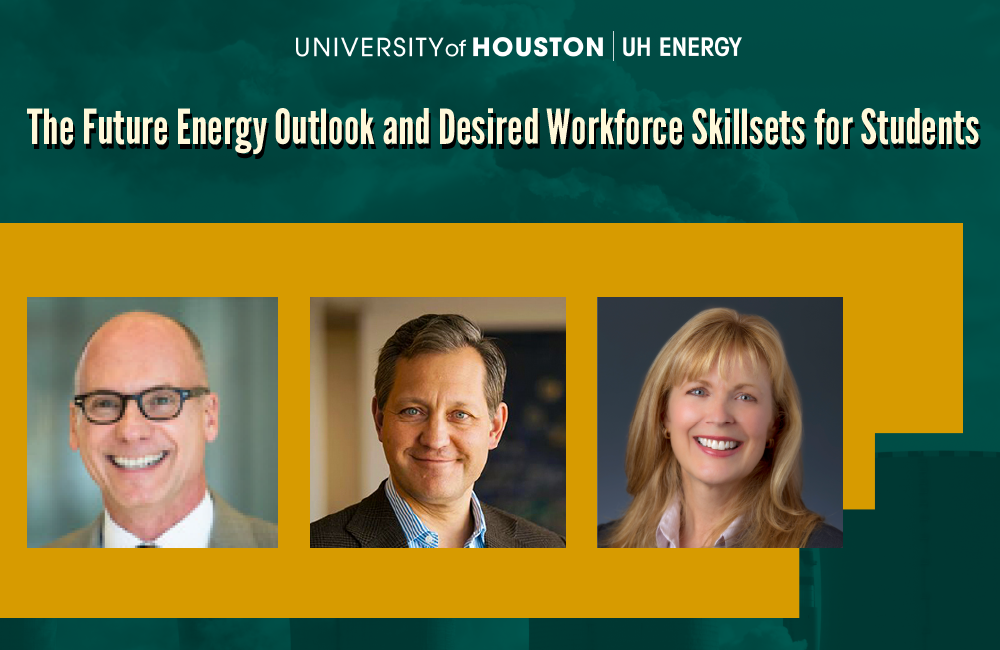 UH Energy hosts webinar for students about navigating the future energy industry
