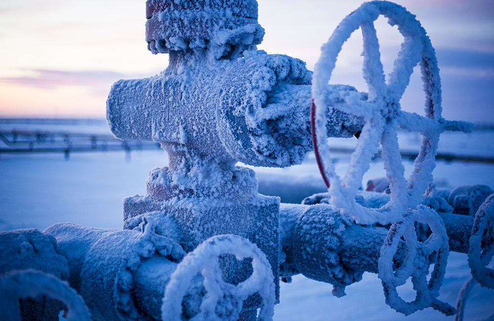 Impact of Winter Storm Uri on Texas' Petrochemical Industry Article Image