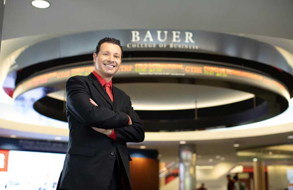 Bauer Dean Awarded National Science Foundation Grant - Click here to read this article