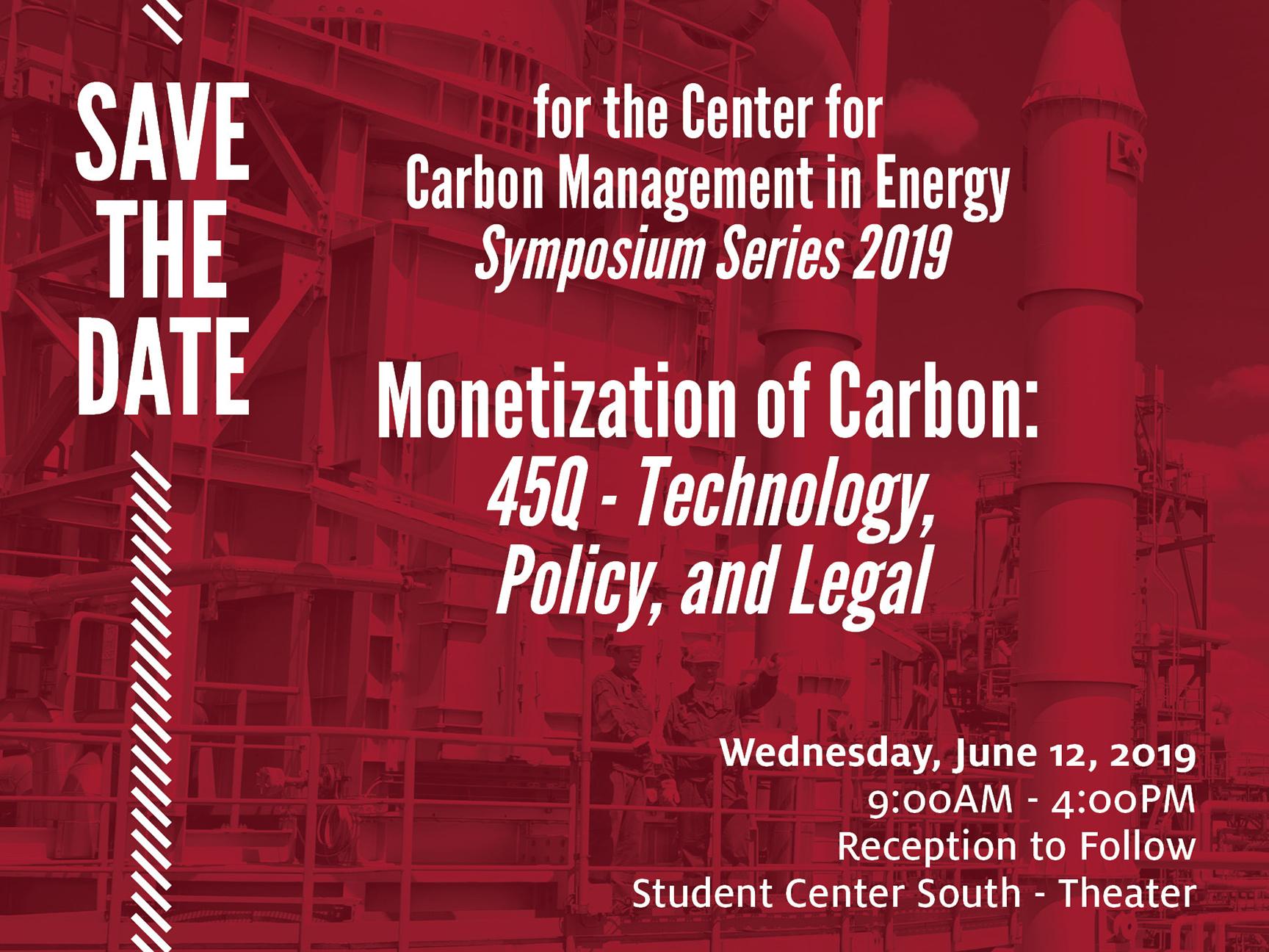 Monetization of Carbon: 45Q - Technology, Policy, and Legal Image
