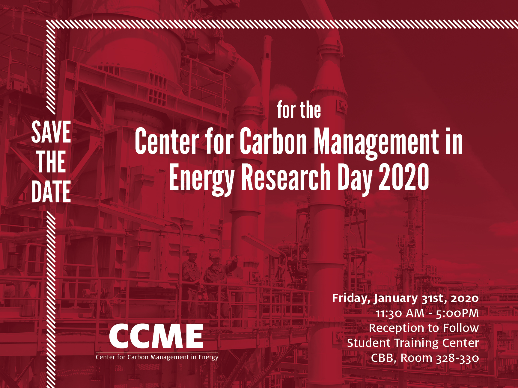 CCME Research Day Image