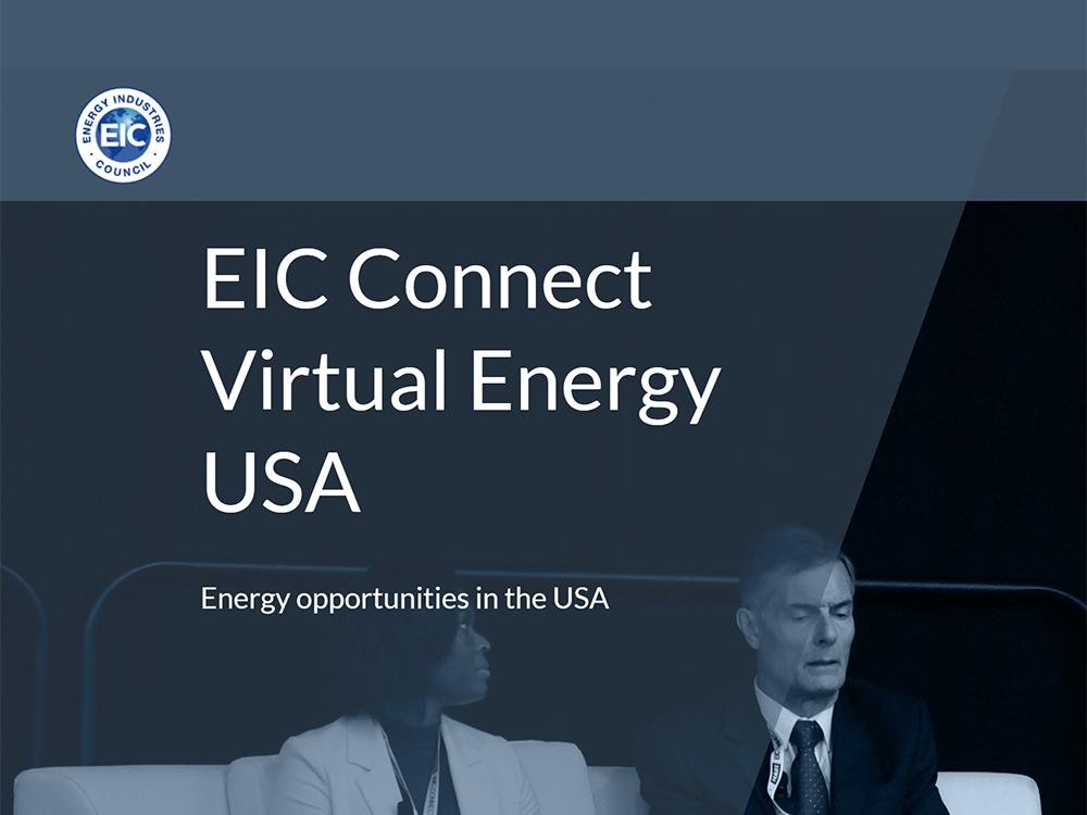 EIC Connect Virtual Energy USA 2021 Image
