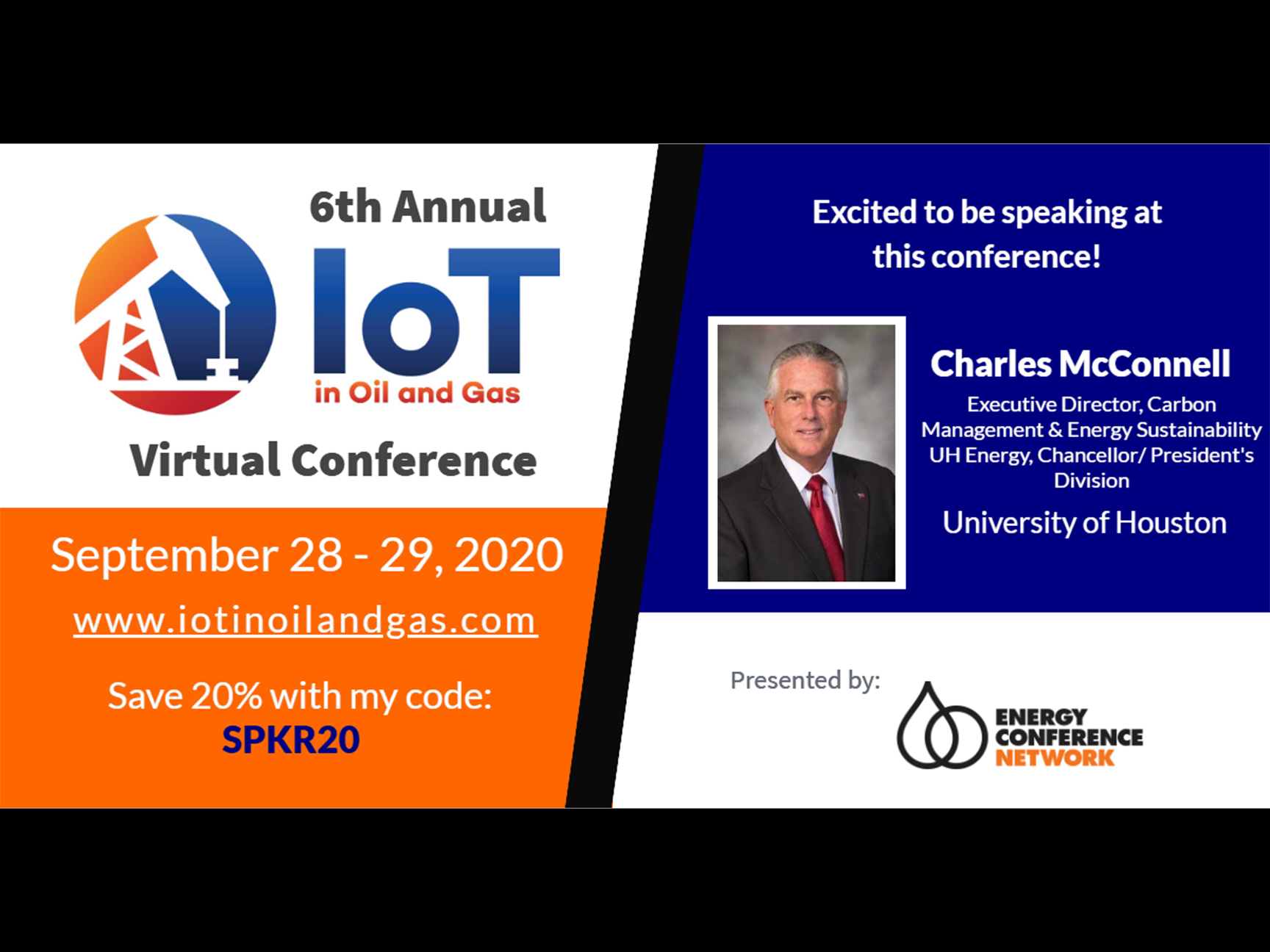 6th Annual IoT in Oil & Gas Conference Image