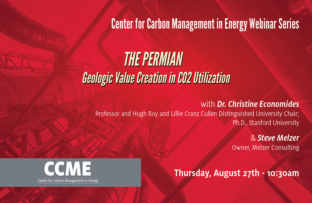 The Permian - Geologic Value Creation in CO2 Utilization