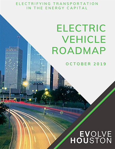 Click this image to download - EVolve Houston: Electric Vehicle Roadmap