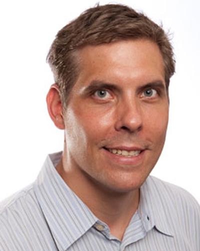 Image of Dr. Mike Zvolensky – Co-investigator