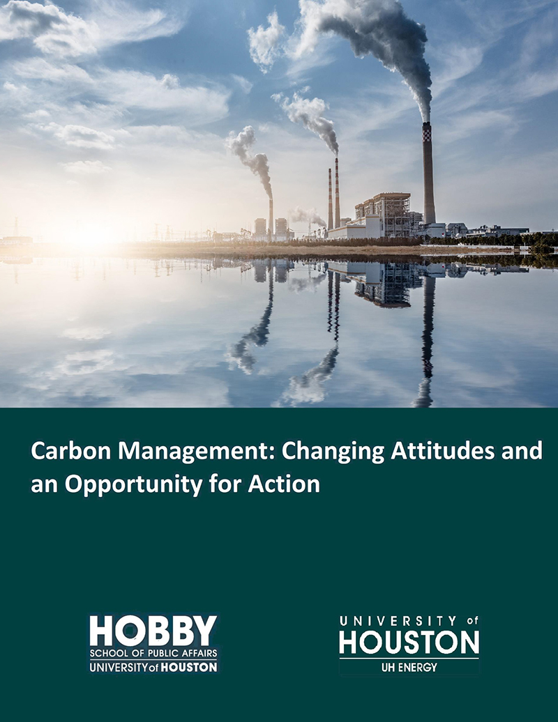 Carbon Management Survey Cover Image