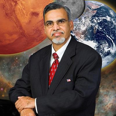 Dr. Kamlesh Lulla - Director, University Collaboration and Partnership, NASA Johnson Space Center