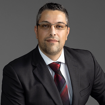 Francesco Tripodi - Commercial GoM, SOLUTIONS business line