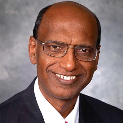 Image of Dr. Kaushik Rajashekara, Ph.D.