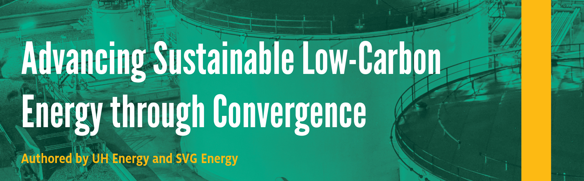 Advancing Sustainable Low-Carbon Energy Through Convergence