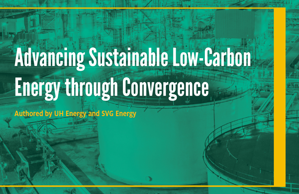 White Paper: Advancing Sustainable Low-Carbon Energy Through Convergence Image