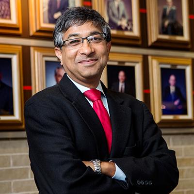 Image of Editorial Board Member Ramanan Krishnamoorti