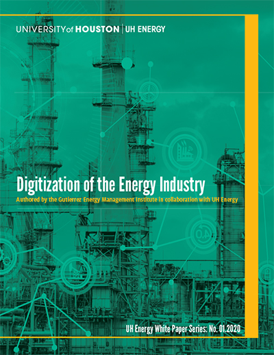 Digitization of the Energy Industry