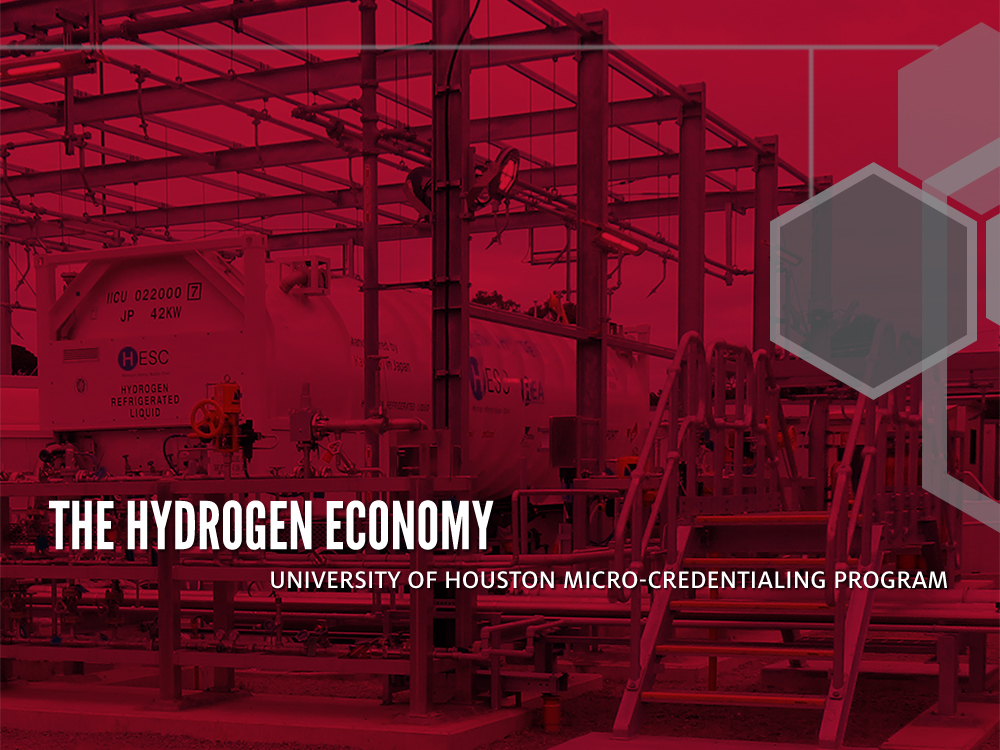Micro-credentialing Info Session: The Hydrogen Economy Image