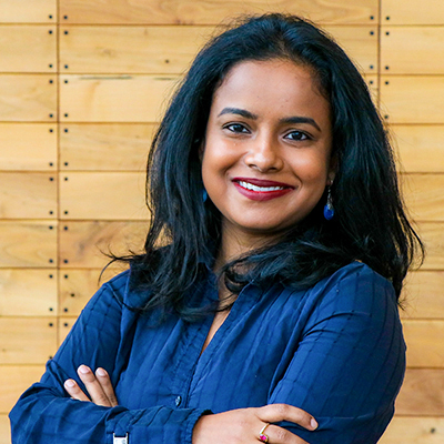 Aparajita Datta - Research Assistant, UH Energy, University of Houston