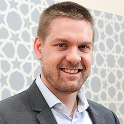 Dr. Pieter Smeets - Sr. Manager, Industrial Sustainability (MEA), SABIC