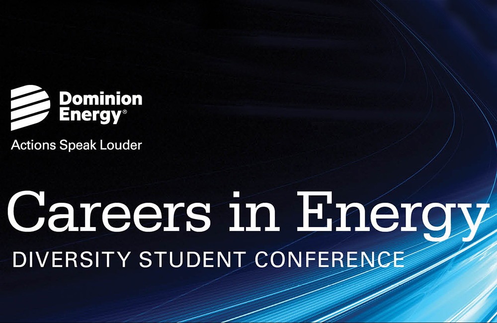 Careers in Energy - Diversity Student Conference Image