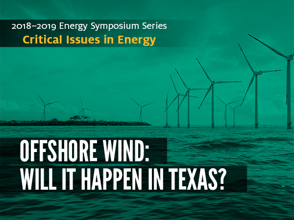 Offshore Wind: Will It Happen In Texas? Banner Image